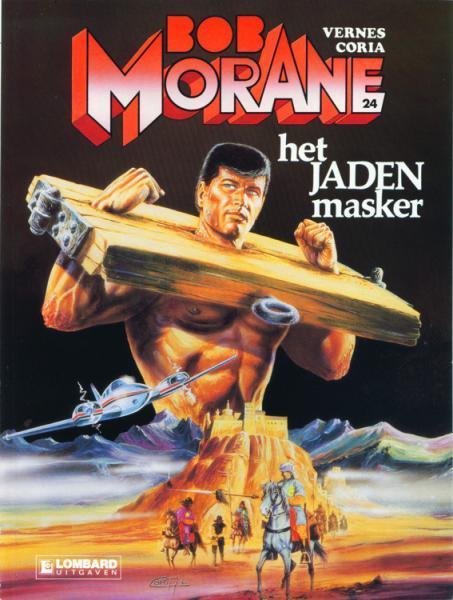 Bob Morane (Lombard/Helmond) 24 Het jaden masker