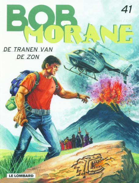Bob Morane (Lombard/Helmond) 41 De tranen van de zon