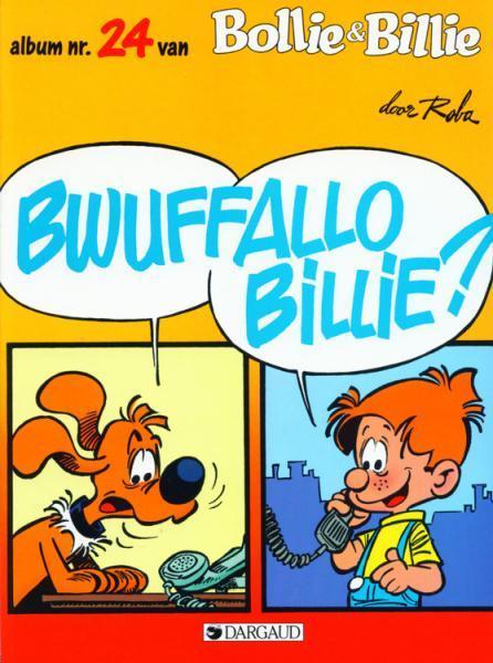 Bollie & Billie 24 Bwuffallo Billie?