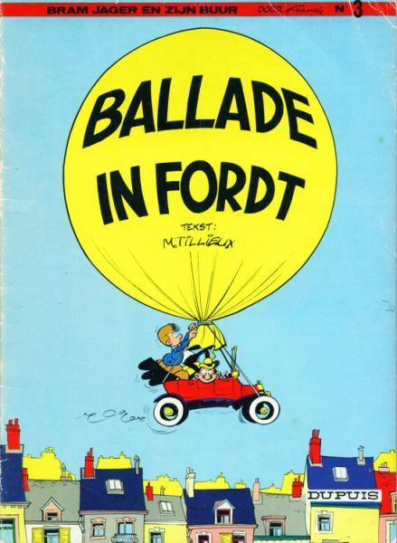 Bram Jager en zijn buur 3 Ballade in Ford T