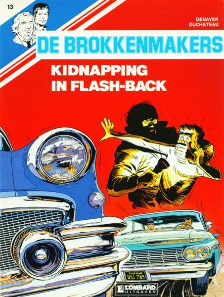 De brokkenmakers 13 Kidnapping in flash-back