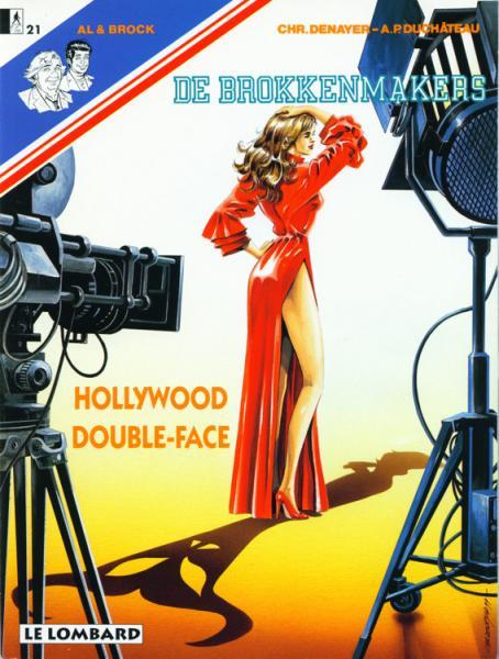 De brokkenmakers 21 Hollywood Double-Face
