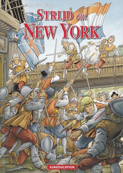 Strijd om New York 1 Strijd om New York