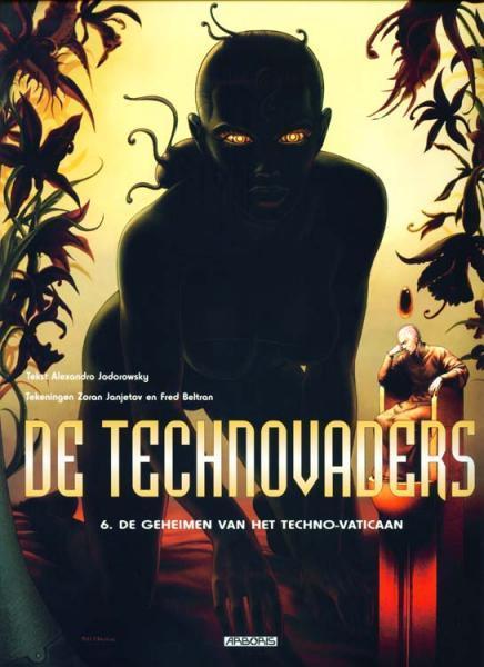 De Technovaders 6 De geheimen van het Techno-Vaticaan