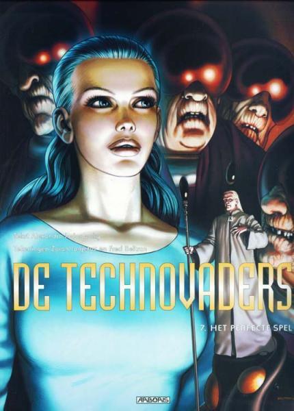De Technovaders 7 Het perfecte spel