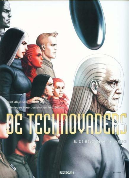 De Technovaders 8 De beloofde melkweg