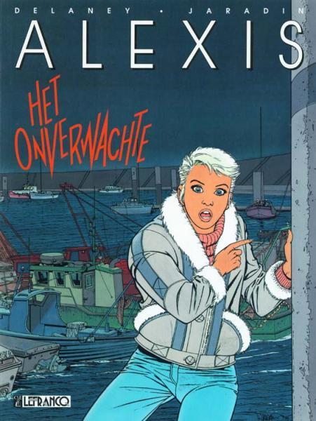 Alexis 1 Het onverwachte