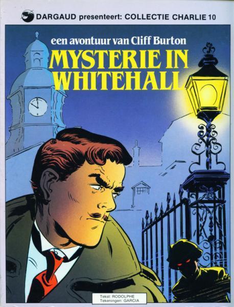 Cliff Burton (Nederlandse nummering) 1 Mysterie in Whitehall