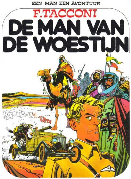 De man van de woestijn 1 De man van de woestijn