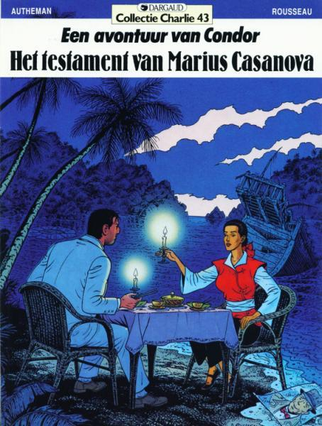 Condor 4 Het testament van Marius Casanova