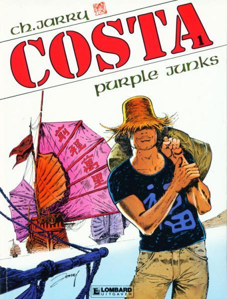 Costa 1 Purple junks