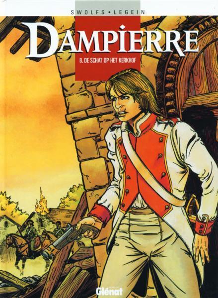 Dampierre 8 De schat op het kerkhof