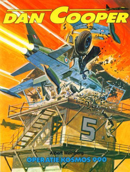 Dan Cooper 26 Operatie Kosmos 990