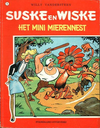 Suske en Wiske 75 Het mini mierennest