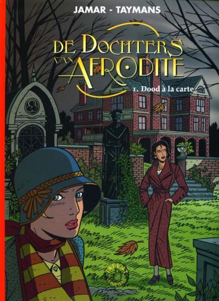 De dochters van Afrodite 1 Dood à la carte