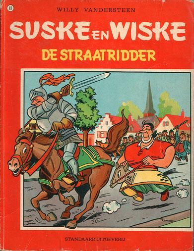 Suske en Wiske 83 De straatridder