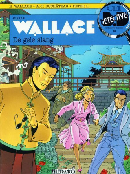 Edgar Wallace 1 De gele slang