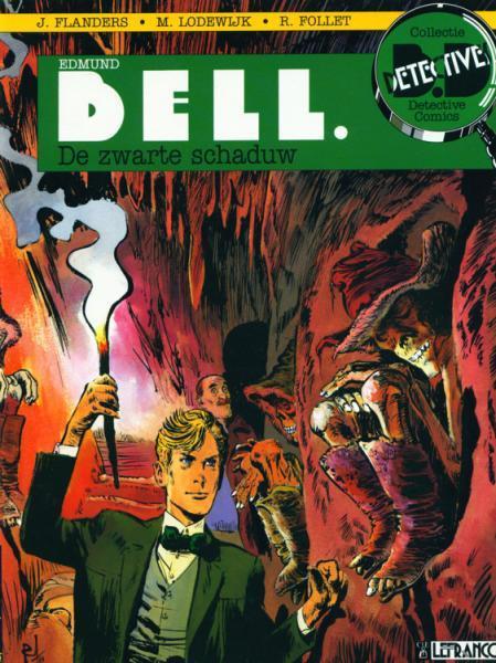 Edmund Bell 4 De zwarte schaduw
