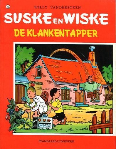 Suske en Wiske 103 De klankentapper