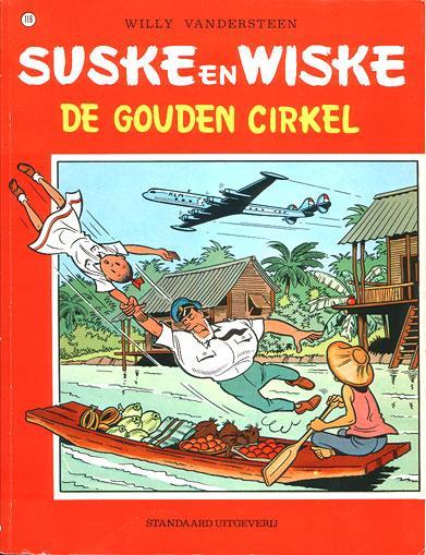 Suske en Wiske 118 De gouden cirkel