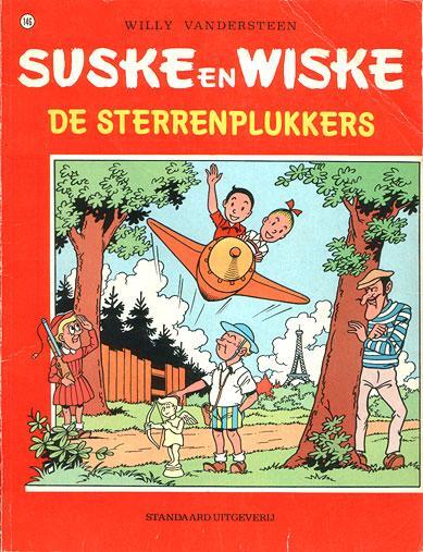 Suske en Wiske 146 De sterrenplukkers