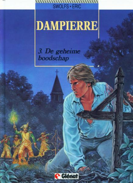 Dampierre 3 De geheime boodschap