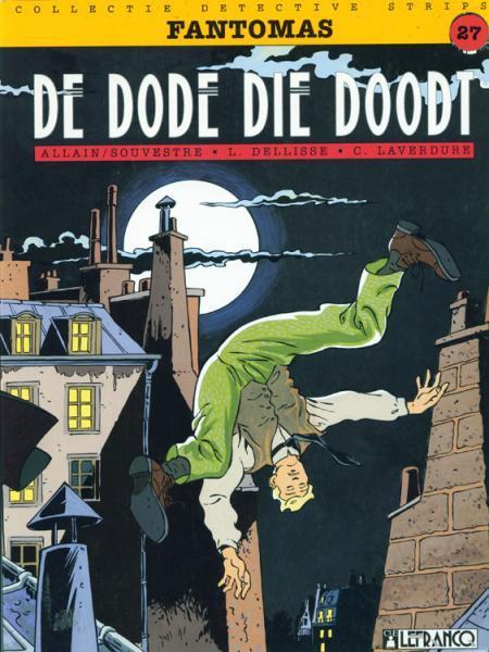 Fantomas 3 De dode die doodt
