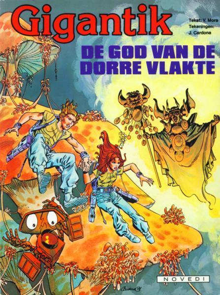 Gigantik 7 De god van de dorre vlakte
