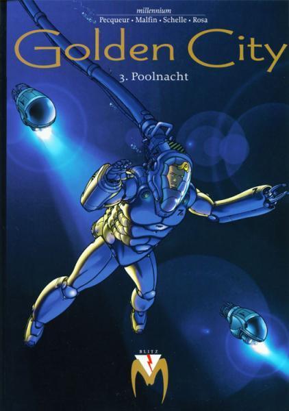 Golden City 3 Poolnacht