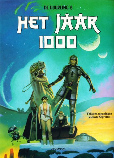 De huurling (Arboris) 8 Het jaar 1000
