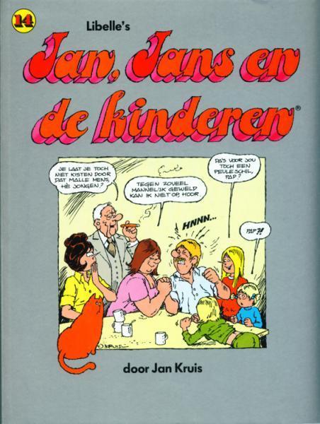 Jan, Jans en de kinderen 14 Deel 14