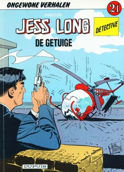 Jess Long 21 De getuige