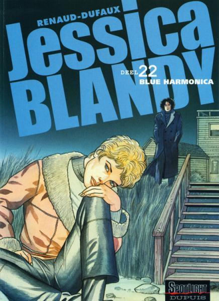 Jessica Blandy 22 Blue Harmonica