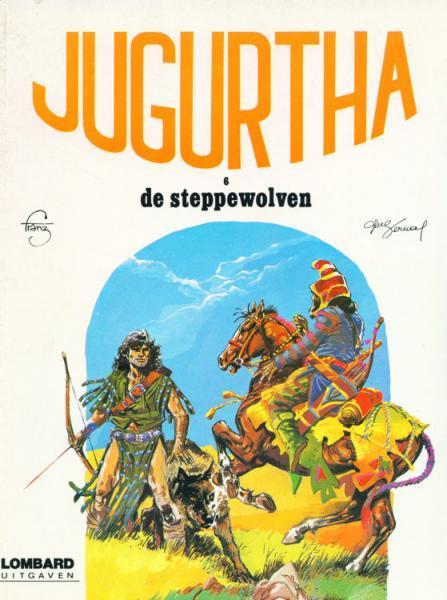 Jugurtha 6 De steppewolven