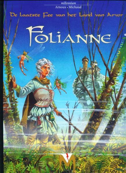 De laatste fee van het land van Arvor 1 Folianne