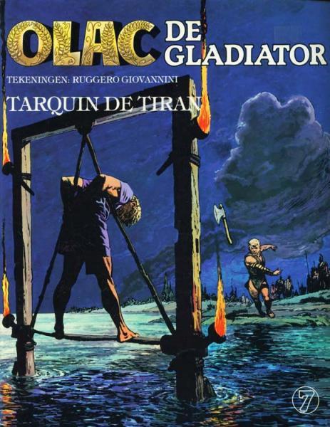 Olac de gladiator 7 Tarquin de tiran