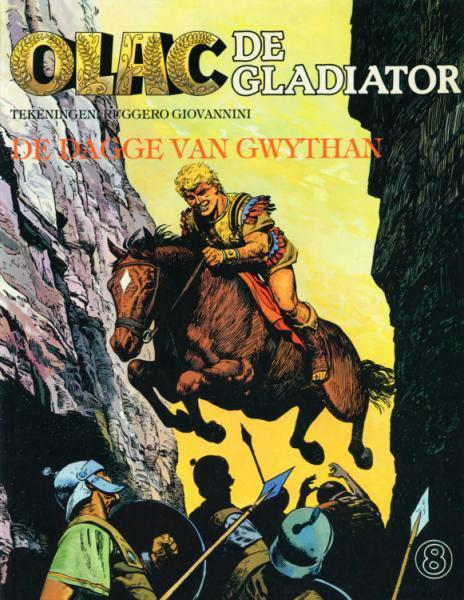 Olac de gladiator 8 De dagge van Gwythan