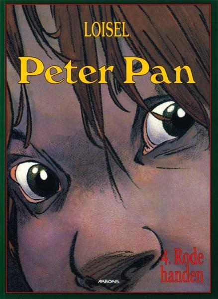 Peter Pan 4 Rode handen