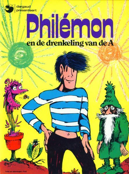 Philémon (Dargaud - Nederlandse nummering) 1 Philemon en de drenkeling van de A