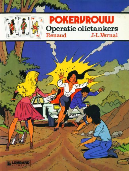 Pokervrouw 1 Operatie olietankers