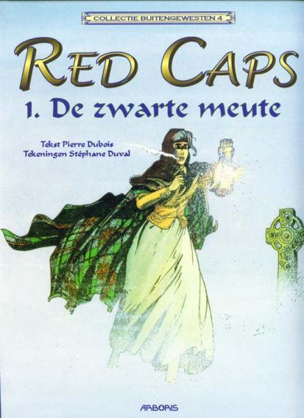 Red Caps 1 De zwarte meute