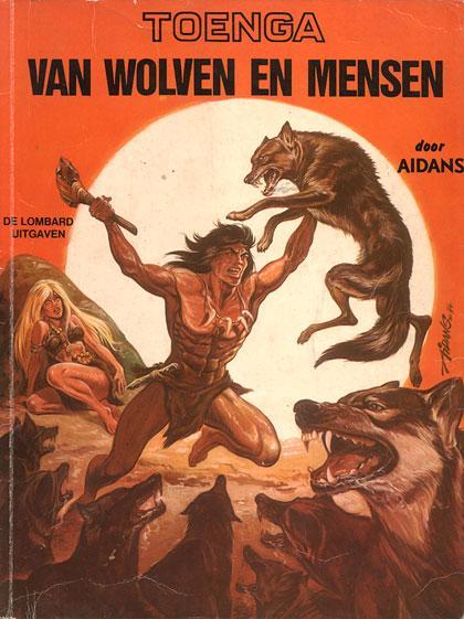 Toenga A3 Van wolven en mensen