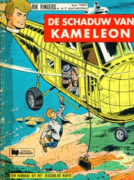 Rik Ringers 4 De schaduw van Kameleon