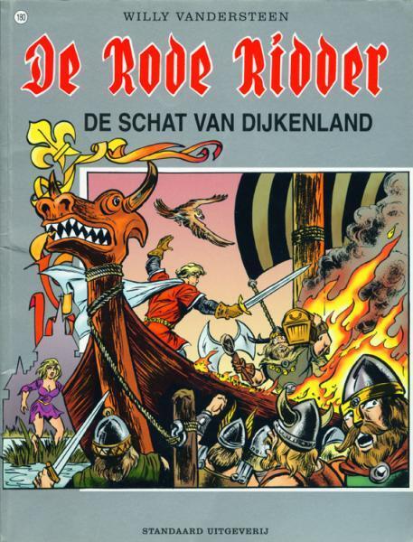 De Rode Ridder 180 De schat van Dijkenland