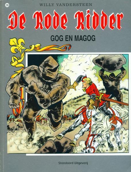 De Rode Ridder 206 Gog en Magog