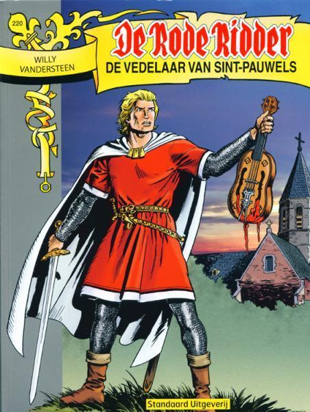 De Rode Ridder 220 De vedelaar van Sint-Pauwels