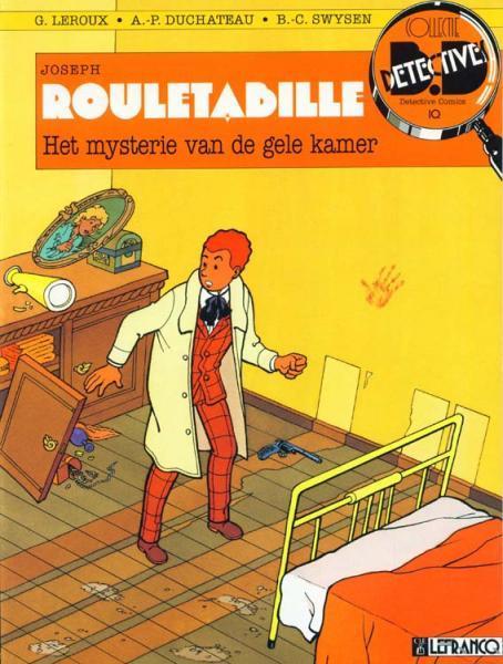 Joseph Rouletabille 2 Het mysterie van de gele kamer