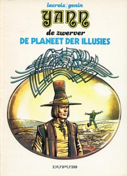 Yann de zwerver 1 De planeet der illusies