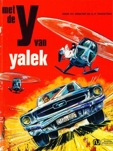 Yalek 1 Met de Y van Yalek