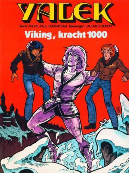 Yalek 10 Viking, kracht 1000